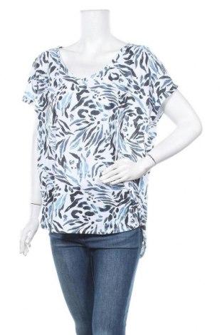 Γυναικεία μπλούζα Suzanne Grae, Μέγεθος XL, Χρώμα Πολύχρωμο, 86% πολυεστέρας, 14% λινό, Τιμή 11,11€