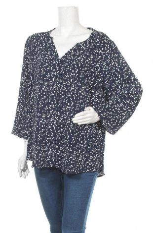 Γυναικεία μπλούζα Suzanne Grae, Μέγεθος XL, Χρώμα Μπλέ, 97% πολυεστέρας, 3% ελαστάνη, Τιμή 9,94€
