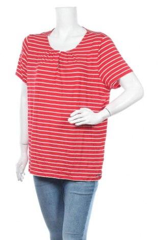 Дамска блуза Tahari, Размер XL, Цвят Червен, 95% вискоза, 5% еластан, Цена 23,52лв.