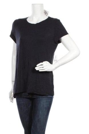 Дамска блуза Tahari, Размер XL, Цвят Син, 95% модал, 5% еластан, Цена 68,83лв.
