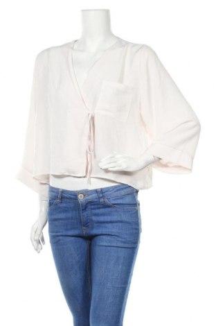 Дамска блуза Topshop, Размер M, Цвят Розов, Полиестер, Цена 19,50лв.