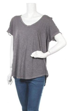 Дамска блуза Torrid, Размер XXL, Цвят Сив, Памук, Цена 5,67лв.