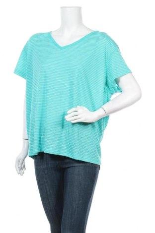 Дамска блуза Torrid, Размер XL, Цвят Зелен, 65% полиестер, 35% вискоза, Цена 5,51лв.