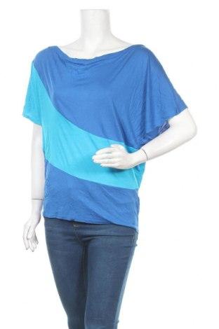 Дамска блуза Venus, Размер L, Цвят Син, 100% вискоза, Цена 16,80лв.