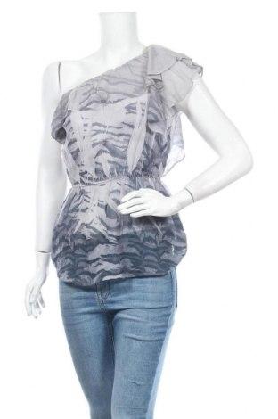 Дамска блуза Xxi, Размер S, Цвят Сив, Полиестер, Цена 3,68лв.