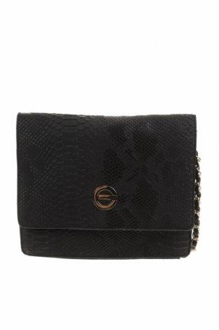 Дамска чанта, Цвят Черен, Еко кожа, Цена 9,92лв.