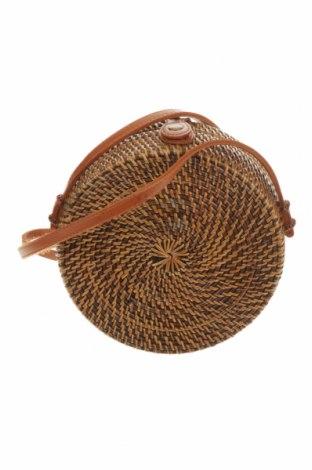 Дамска чанта, Цвят Кафяв, Други материали, еко кожа, Цена 37,80лв.