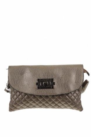 Дамска чанта, Цвят Сив, Еко кожа, Цена 13,13лв.