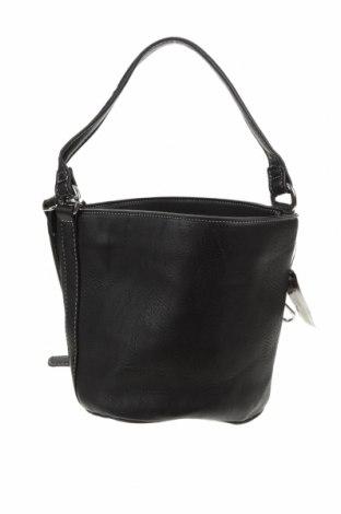 Дамска чанта Sportsgirl, Цвят Черен, Еко кожа, Цена 15,44лв.