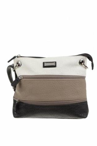 Дамска чанта, Цвят Многоцветен, Еко кожа, Цена 13,86лв.