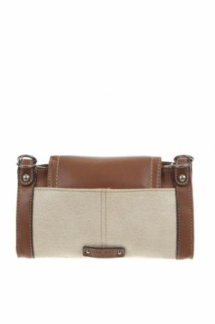 Дамска чанта Nine West, Цвят Кафяв, Еко кожа, Цена 19,11лв.