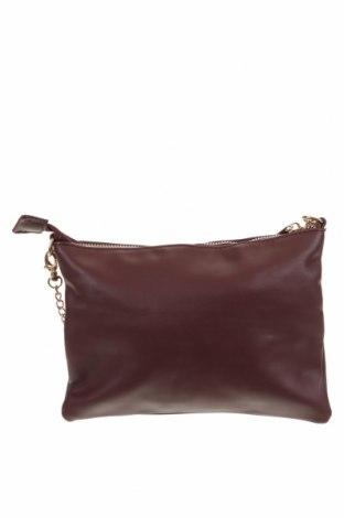 Дамска чанта Anko, Цвят Лилав, Еко кожа, Цена 11,34лв.