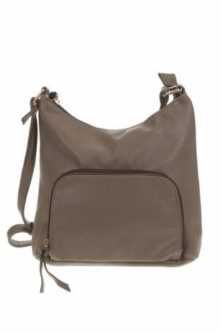 Дамска чанта, Цвят Кафяв, Еко кожа, Цена 23,52лв.