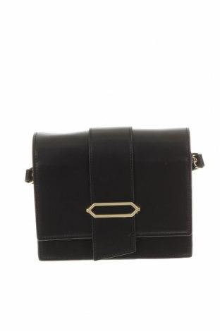 Дамска чанта, Цвят Черен, Еко кожа, Цена 14,96лв.