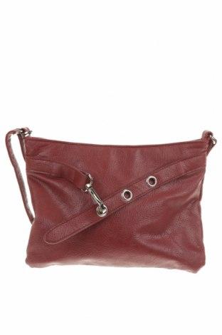 Дамска чанта, Цвят Червен, Еко кожа, Цена 9,98лв.