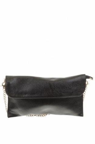 Дамска чанта, Цвят Черен, Естествена кожа, Цена 18,43лв.