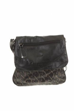 Дамска чанта, Цвят Кафяв, Текстил, еко кожа, Цена 9,38лв.