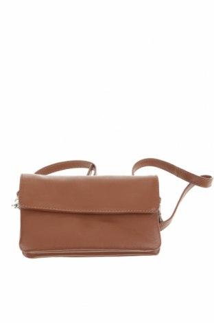 Дамска чанта, Цвят Кафяв, Еко кожа, Цена 16,17лв.