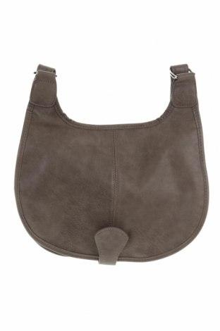 Дамска чанта, Цвят Кафяв, Еко кожа, Цена 13,23лв.
