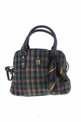 Γυναικεία τσάντα, Χρώμα Πολύχρωμο, Κλωστοϋφαντουργικά προϊόντα, δερματίνη, Τιμή 14,55€
