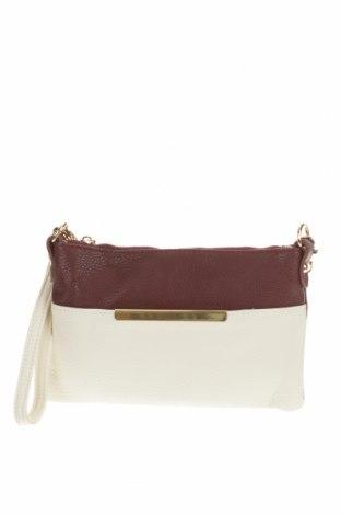 Дамска чанта, Цвят Бял, Еко кожа, Цена 8,82лв.