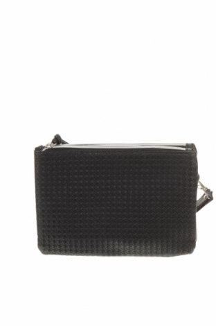 Дамска чанта, Цвят Черен, Еко кожа, Цена 11,76лв.