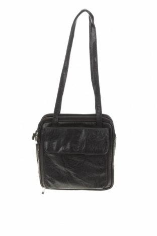 Дамска чанта, Цвят Черен, Еко кожа, Цена 21,55лв.