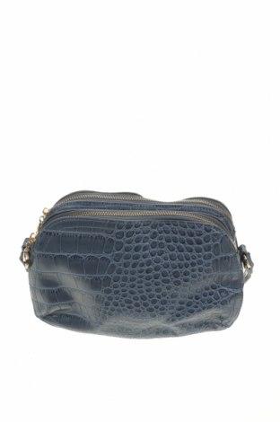 Дамска чанта, Цвят Син, Еко кожа, Цена 13,65лв.