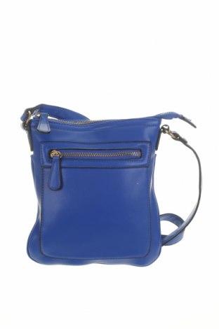 Дамска чанта, Цвят Син, Еко кожа, Цена 24,36лв.