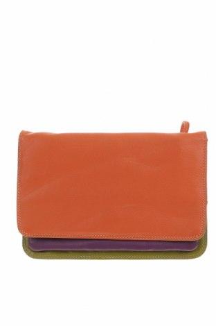 Дамска чанта, Цвят Многоцветен, Естествена кожа, Цена 38,85лв.