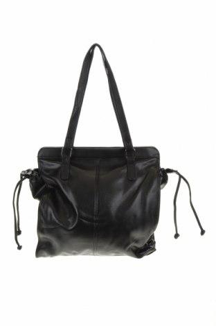 Дамска чанта, Цвят Черен, Еко кожа, Цена 19,53лв.