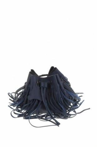 Дамска чанта, Цвят Син, Еко кожа, Цена 13,28лв.