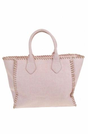 Дамска чанта, Цвят Розов, Еко кожа, Цена 13,23лв.