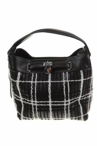 Дамска чанта, Цвят Черен, Естествена кожа, Цена 61,58лв.