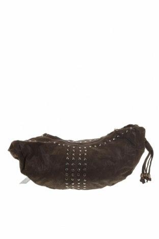 Дамска чанта, Цвят Кафяв, Текстил, Цена 12,13лв.