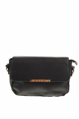 Дамска чанта, Цвят Черен, Еко кожа, Цена 16,56лв.