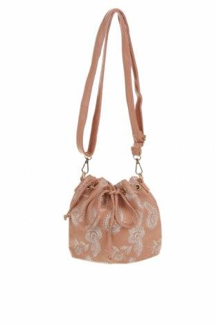 Дамска чанта, Цвят Розов, Еко кожа, Цена 18,95лв.