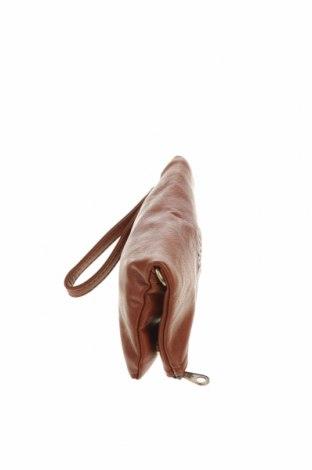 Дамска чанта, Цвят Кафяв, Еко кожа, Цена 21,42лв.