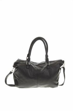 Дамска чанта Anko, Цвят Черен, Еко кожа, Цена 23,52лв.