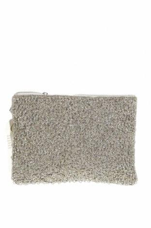 Дамска чанта Autograph, Цвят Златист, Текстил, Цена 14,33лв.