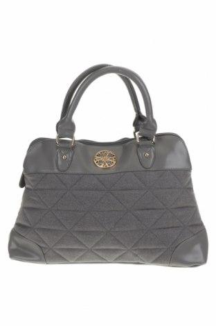 Дамска чанта Avon, Цвят Сив, Еко кожа, Цена 25,94лв.