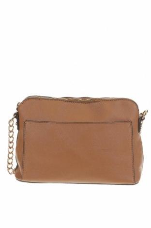 Дамска чанта B Collection, Цвят Кафяв, Еко кожа, Цена 10,08лв.