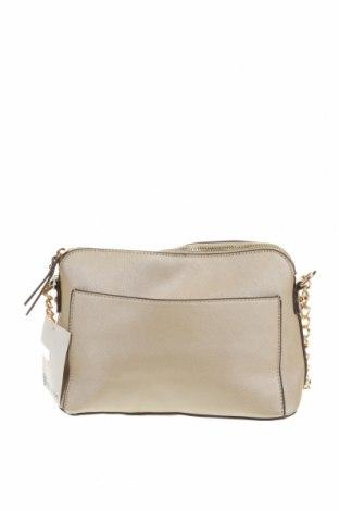 Дамска чанта B Collection, Цвят Златист, Еко кожа, Цена 35,91лв.