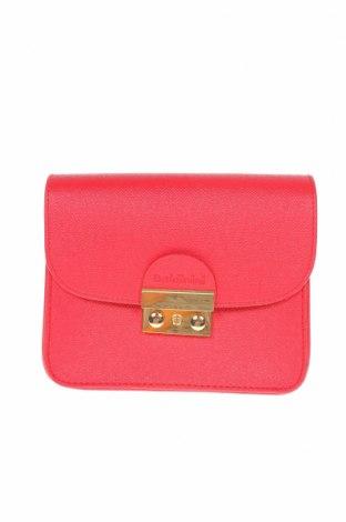 Дамска чанта Baldinini, Цвят Червен, Еко кожа, Цена 232,47лв.