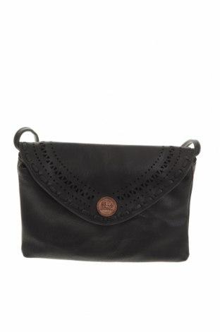 Дамска чанта Billabong, Цвят Черен, Еко кожа, Цена 27,30лв.