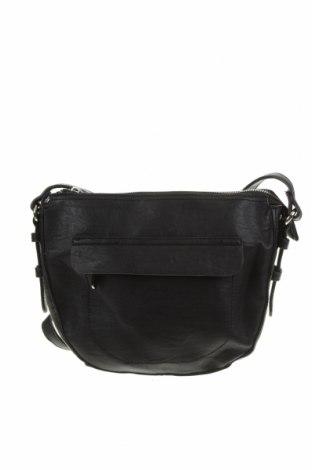 Дамска чанта Colette By Colette Hayman, Цвят Черен, Еко кожа, Цена 20,53лв.