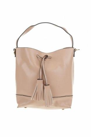 Дамска чанта Colette By Colette Hayman, Цвят Розов, Еко кожа, Цена 23,94лв.