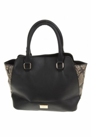 Дамска чанта Colette By Colette Hayman, Цвят Черен, Еко кожа, Цена 14,33лв.