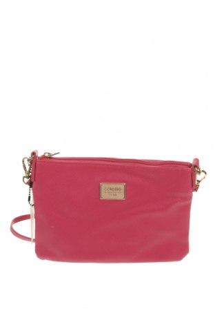 Дамска чанта Colette By Colette Hayman, Цвят Розов, Еко кожа, Цена 9,45лв.