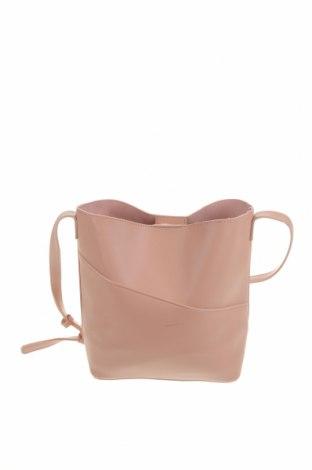 Дамска чанта Colette By Colette Hayman, Цвят Розов, Еко кожа, Цена 25,20лв.